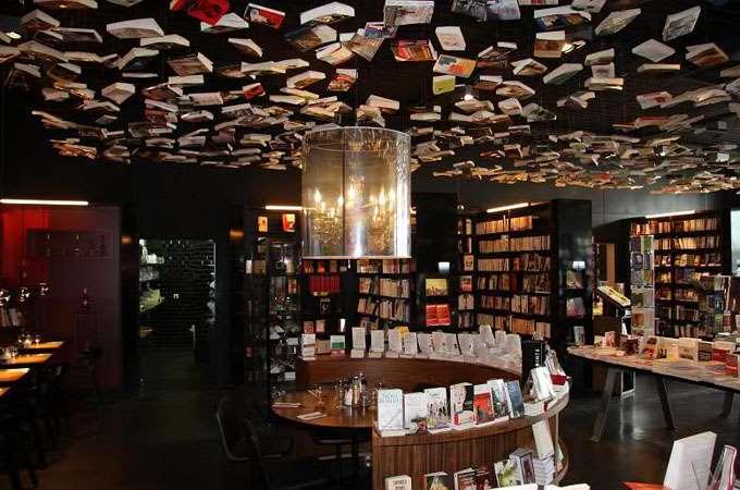 Cook & Book, em Bruxelas, Bélgica