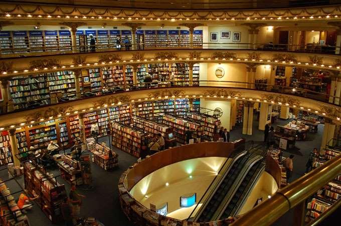 El Ateneo, em Buenos Aires, Argentina