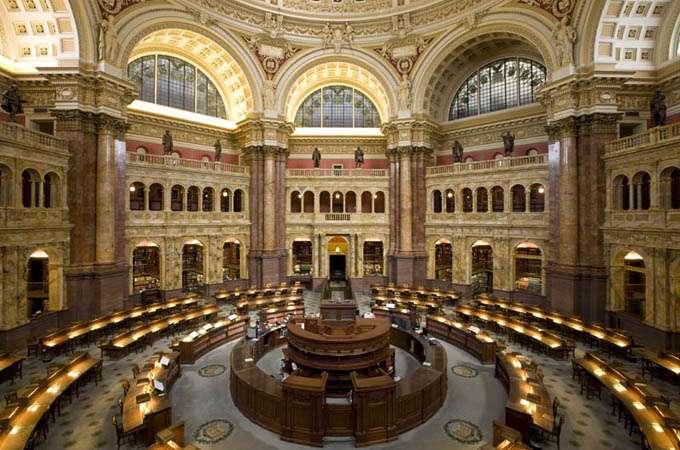 Library of Congress - Washington, D.C.