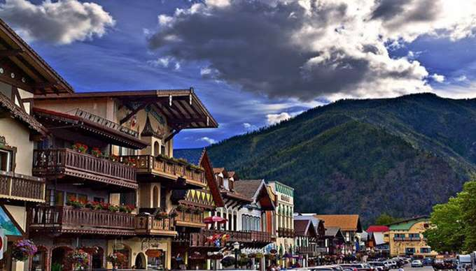 Leavenworth-Washington-State-USA