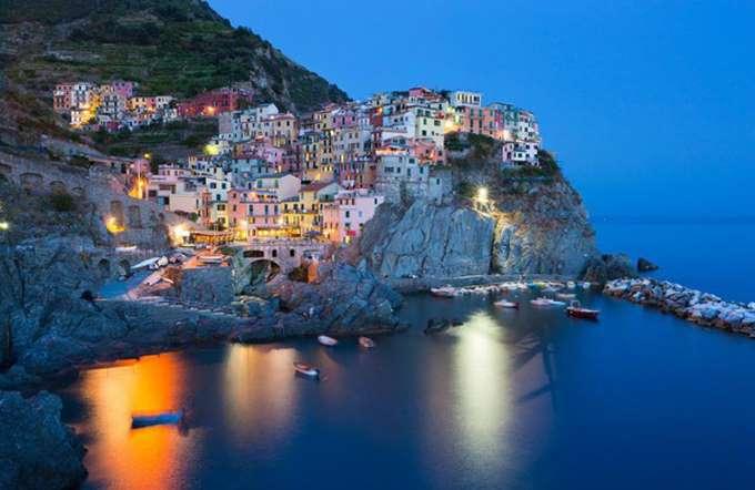 Manarola-Włochy