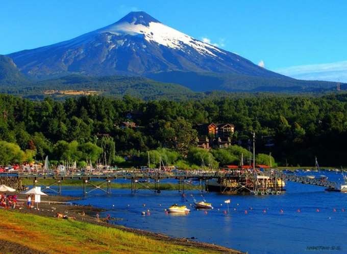Pucon-Chile