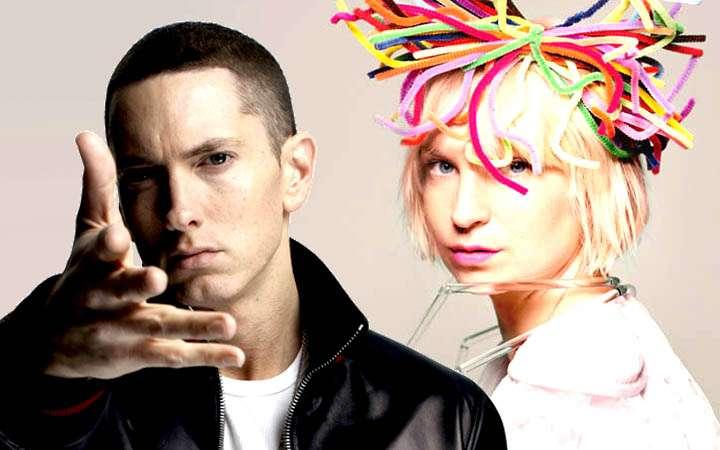 Eminem e Sia