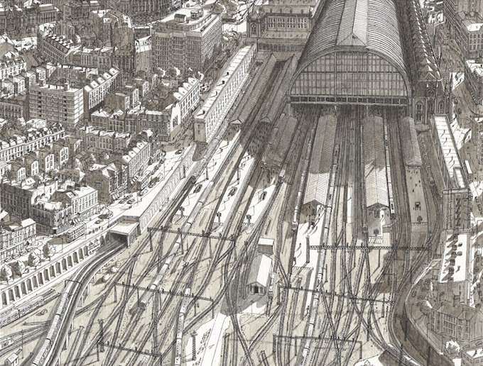 desenhos_realistas_cidades_mundo_stefan_bleekrode_tramp  (10)