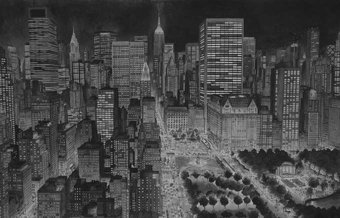 desenhos_realistas_cidades_mundo_stefan_bleekrode_tramp  (11)