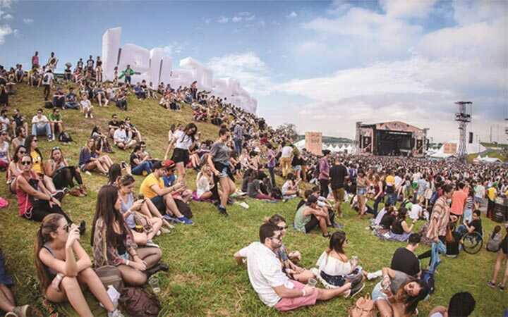 Lollapalooza Brasil (Crédito: divulgação T4F/I Hate Flash)